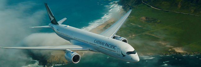 Cathay Pacific profile banner