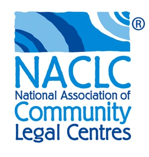 National Association of Community Legal Centres logo