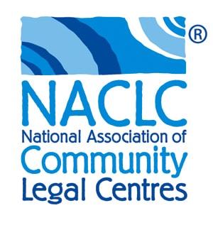 National Association of Community Legal Centres logo