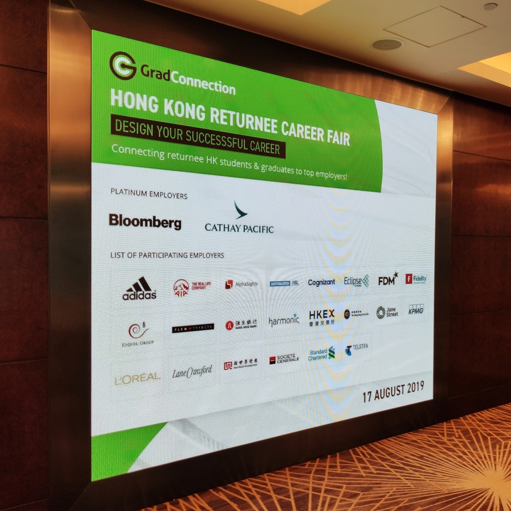 GradConnection Hong Kong