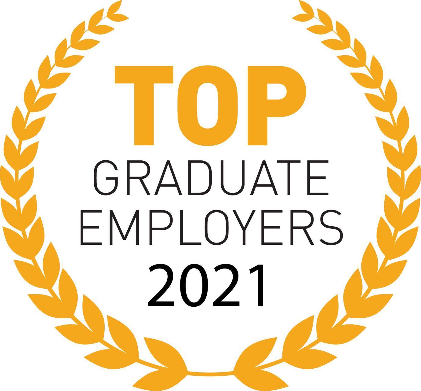 2021 Top Graduate Employers