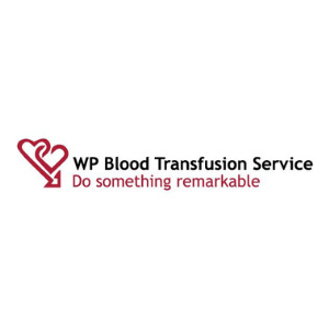 WP Blood Transfusion Service logo