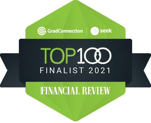 GradConection Top100 2021 Finalist