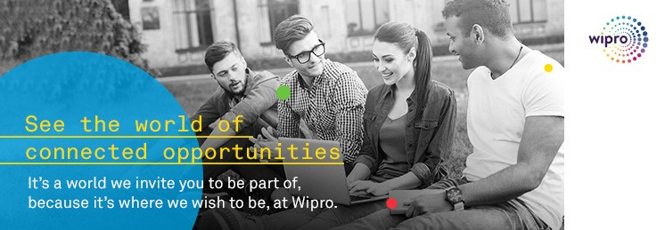 Wipro profile banner