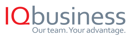 IQ Business logo