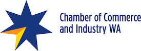 The Chamber of Commerce and Industry of Western Australia logo