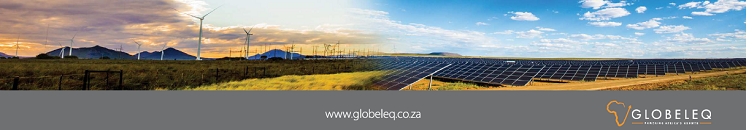 Globeleq South Africa Management Services (GSAMS) profile banner profile banner