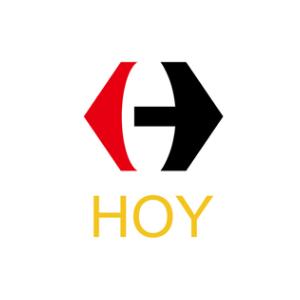 HOY International logo