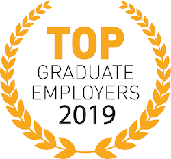 Top Graduate Employer 2019
