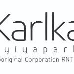 Karlka Nyiyaparli Aboriginal Corporation RNTBC logo