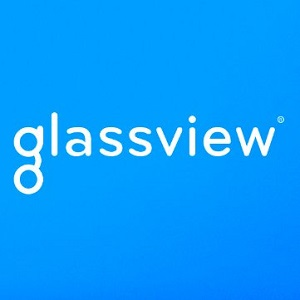 GlassView logo