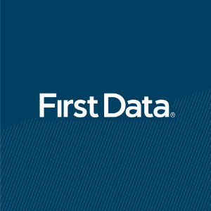 First Data logo