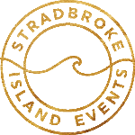 Stradbroke Island Events logo
