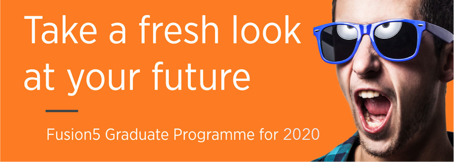 Fusion5 profile banner