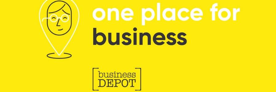 businessDEPOT profile banner