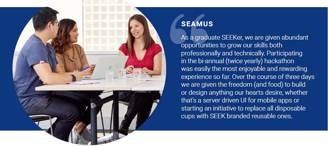 Seamus testimony