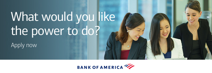 Bank of America profile banner