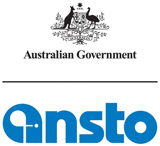 Australian Nuclear Science and Technology Organisation - ANSTO logo