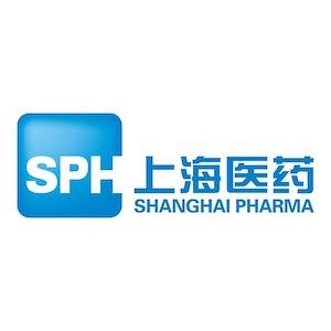 Shanghai Pharma logo