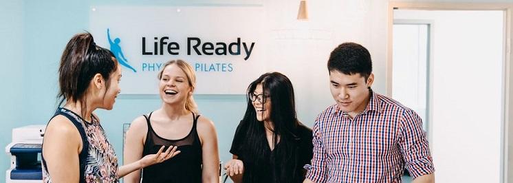 Life Ready Physio & Pilates profile banner