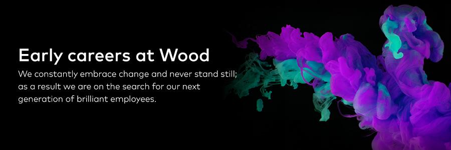 Wood profile banner