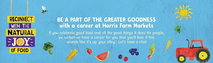 Harris Farm Markets profile banner