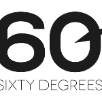 60 Degrees logo