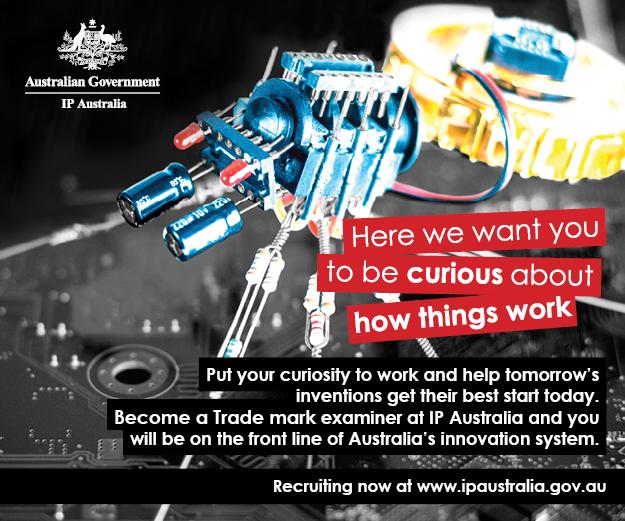 IP Australia profile banner