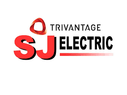 SJ Electric and the Trivantage Group logo