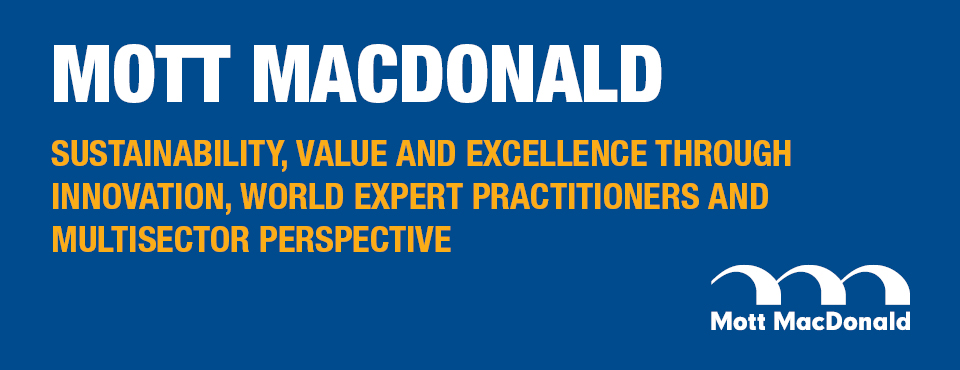 Mott MacDonald profile banner