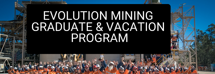 Evolution Mining profile banner