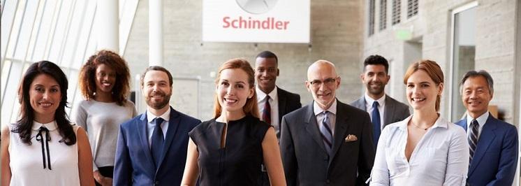 Schindler Lifts Australia profile banner