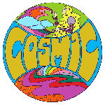 Cosmic Magazine logo