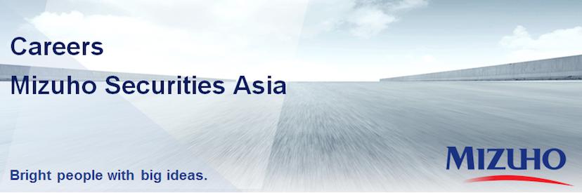 Mizuho Securities Asia profile banner