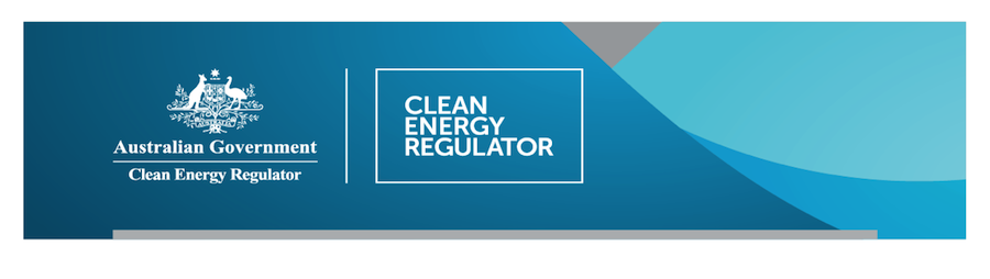 Clean Energy Regulator profile banner