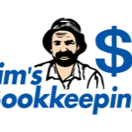 Jim's Bookkeeping (Thuringowa Central) logo