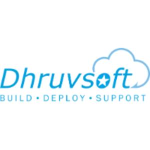 Dhruvsoft logo
