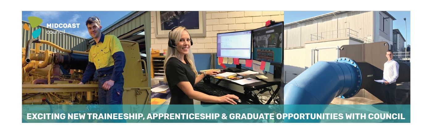 Graduate Opportunities at MidCoast Council profile banner profile banner