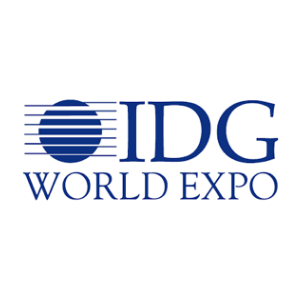 IDG World Expo logo