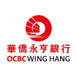 OCBC Wing Hang Bank logo