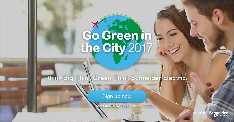 Schneider Electric profile banner