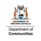 Department of Communities logo