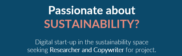 Research & Business Planning | Sustainability profile banner profile banner