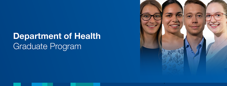 Department of Health profile banner