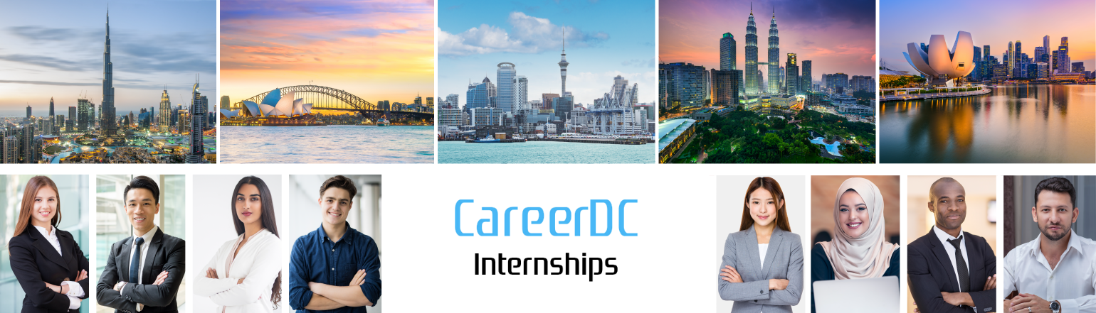 CareerDC profile banner