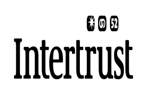 Intertrust logo