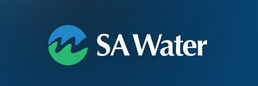 SA Water profile banner