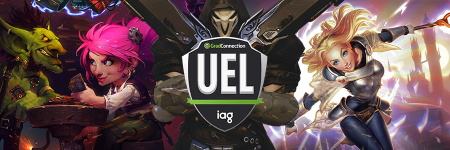 GradConnection eSports profile banner