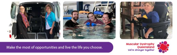 Muscular Dystrophy Queensland profile banner