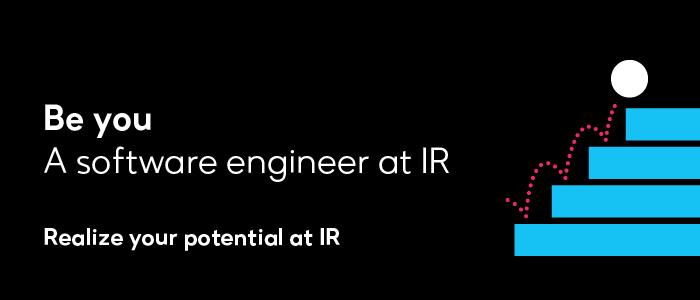 IR profile banner